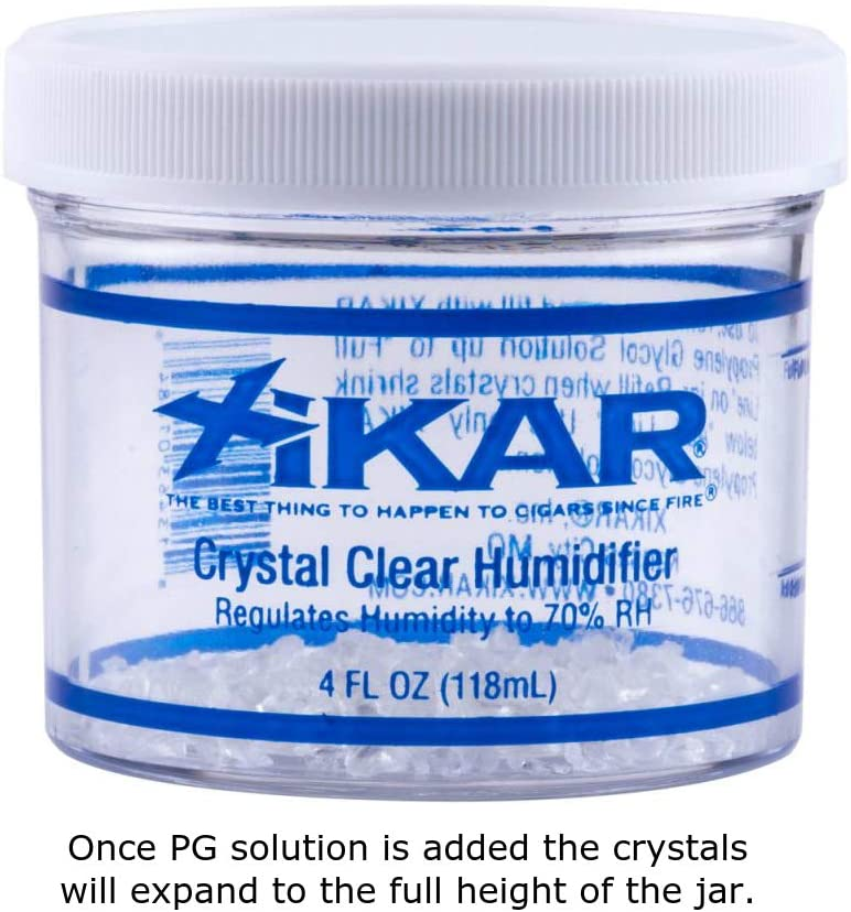 Xikar Humidificador Crystal Gel 118 ml: Amazon.es: Hogar