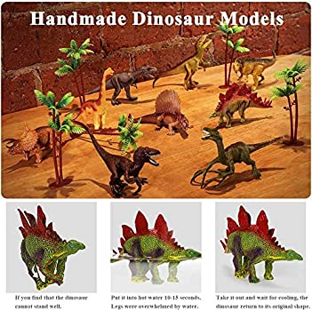 2019 Play Right Dinosaur Play Sets Triceratops
