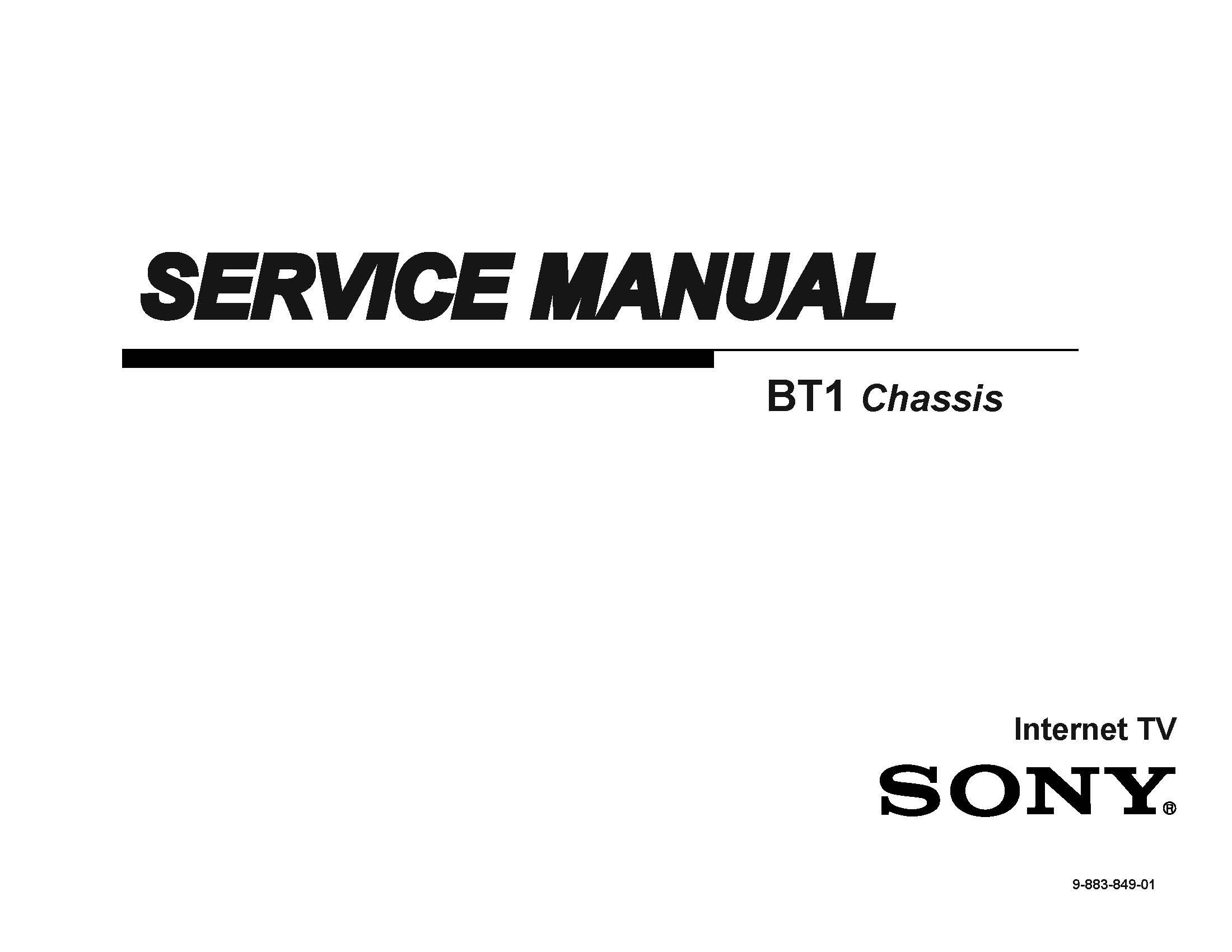 nsx 46gt1 nsx 40gt1 nsx 32gt1 nsx 24gt1 service manual sony amazon rh amazon com TVSony NSX-24GT1 sony google tv nsx-24gt1 manual