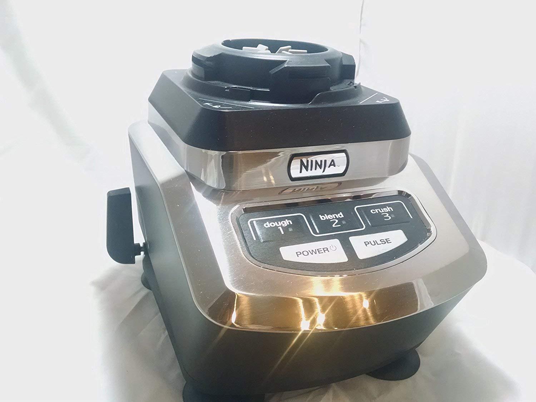 Ninja Kitchen Systems Blender BL700 NJ600 NJ602 1100 Watt Replacement Power Motor Base (Renewed)