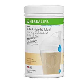 Replacement Healthy Meal Nutritional Shake Mix Vanilla Dream 624 g