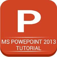MS PowerPoint 2013 tutorial