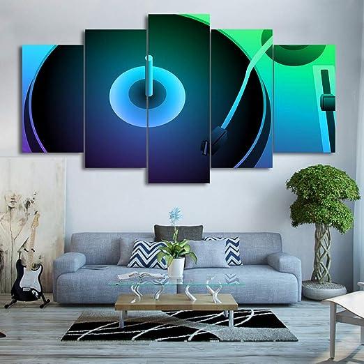 EXQART Arte de la Pared Lienzo HD Impresiones Trabajo de Pintura ...