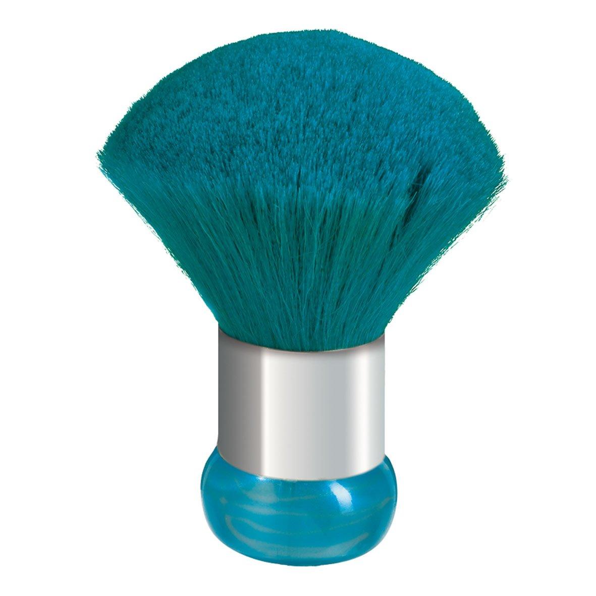 Hairforce Jumbo Nackenwedel blau Großer Nackenwedel aus Ziegenhaar
