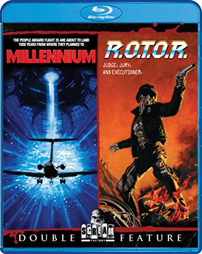 Millennium / R.O.T.O.R. [Blu-ray] Black Friday Deals 2019