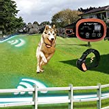 Best Dog Invisible Fences - Dr.Tiger 1 Receiver Electric Dog Fence with Rechargeable Review