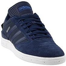 adidas Skateboarding Men's Busenitz Collegiate Navy/Collegiate Navy/Footwear White 11 D US