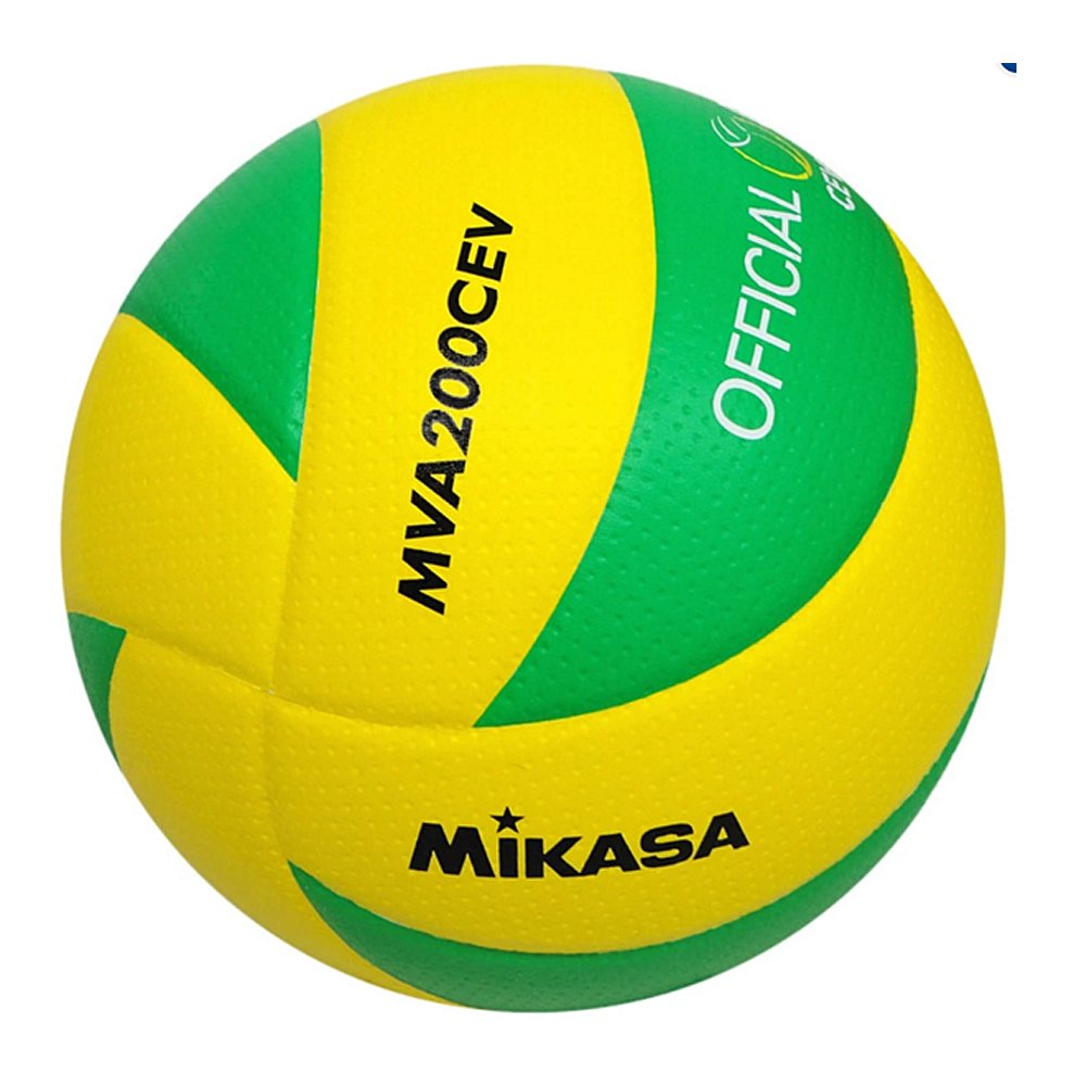 Mikasa Mva200cev Official Volleyball Game Ball / Size5 by Mikasa Sports