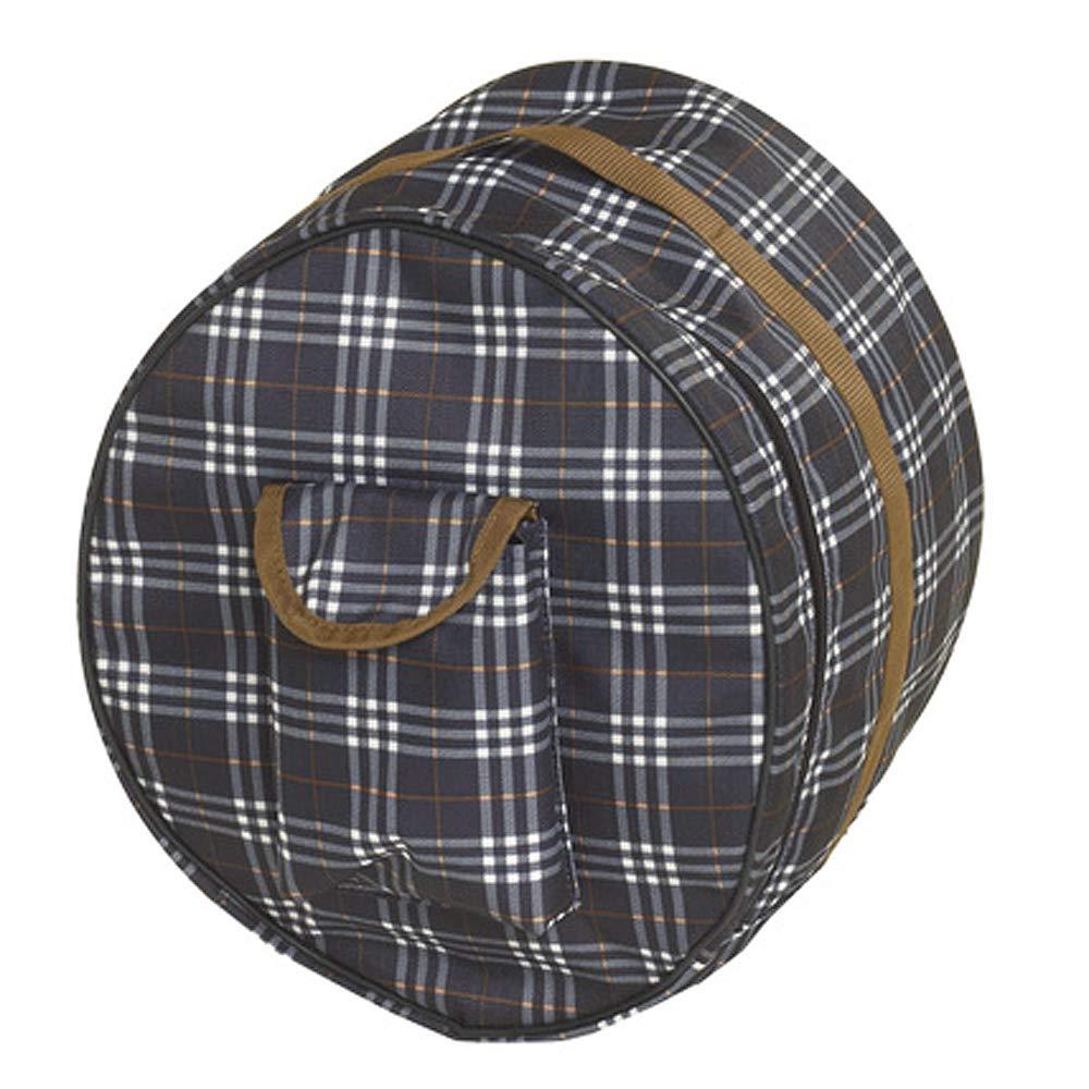 CENTAUR ER Plaid Helmet Bag Size:One Size Color:Blue Corn Plaid