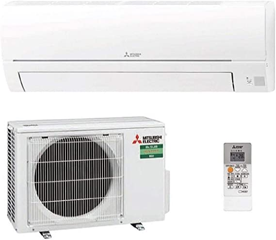 Mitsubishi Aire Acondicionado Split Electric MSZ-HR35VF A++: ...