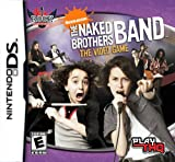 nickelodeon game card - Naked Brothers Band - Nintendo DS