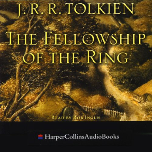 The Fellowship of the Ring (The Lord of the Rings, Book 1) Audiobook [Free Download by Trial] thumbnail