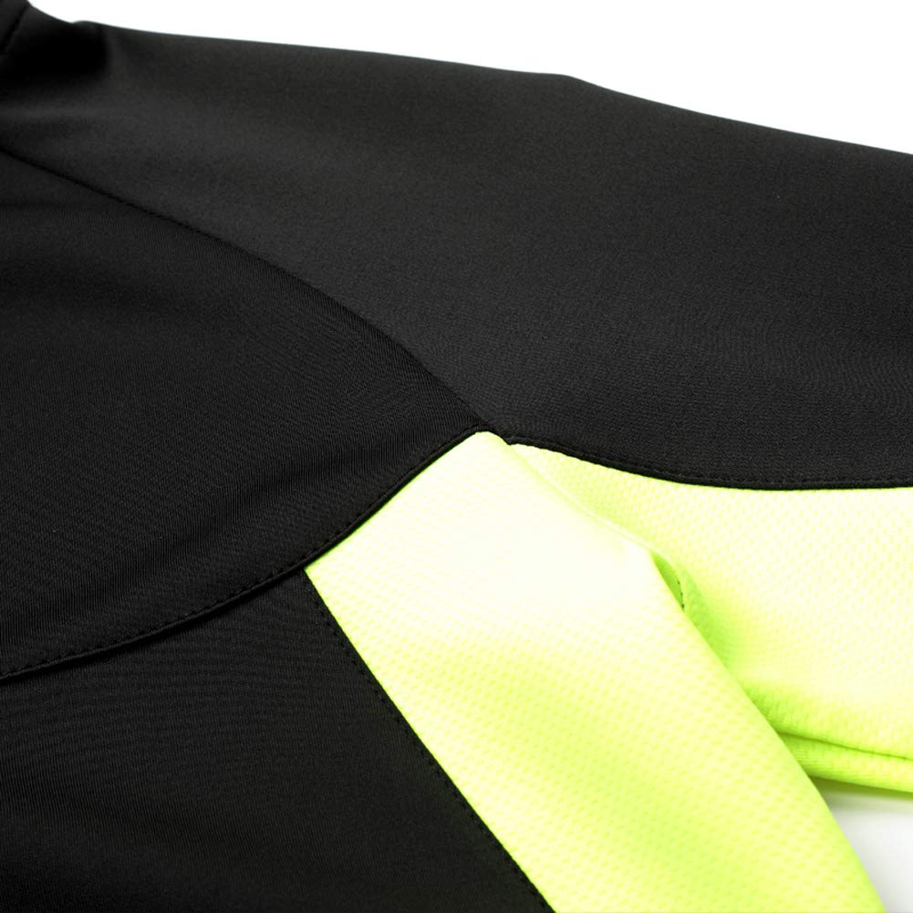 Mens Sweat Suit 2 Piece Sports Set Full Zip Contrast Color Jacket /& Pants Fitness Athletic Tracksuit