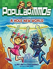 New York Times Bestseller!                       Minecraft-inspired YouTube star PopularMMOs brings everyone's favorite characters to life in a thrilling adventure to save their friend, battle the undead, and escape the hole n...