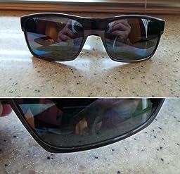 Amazon.com: Oakley Twoface Polarized Sunglasses-Matte