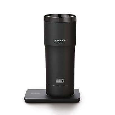 Ember Temperature Control Travel Mug, Black