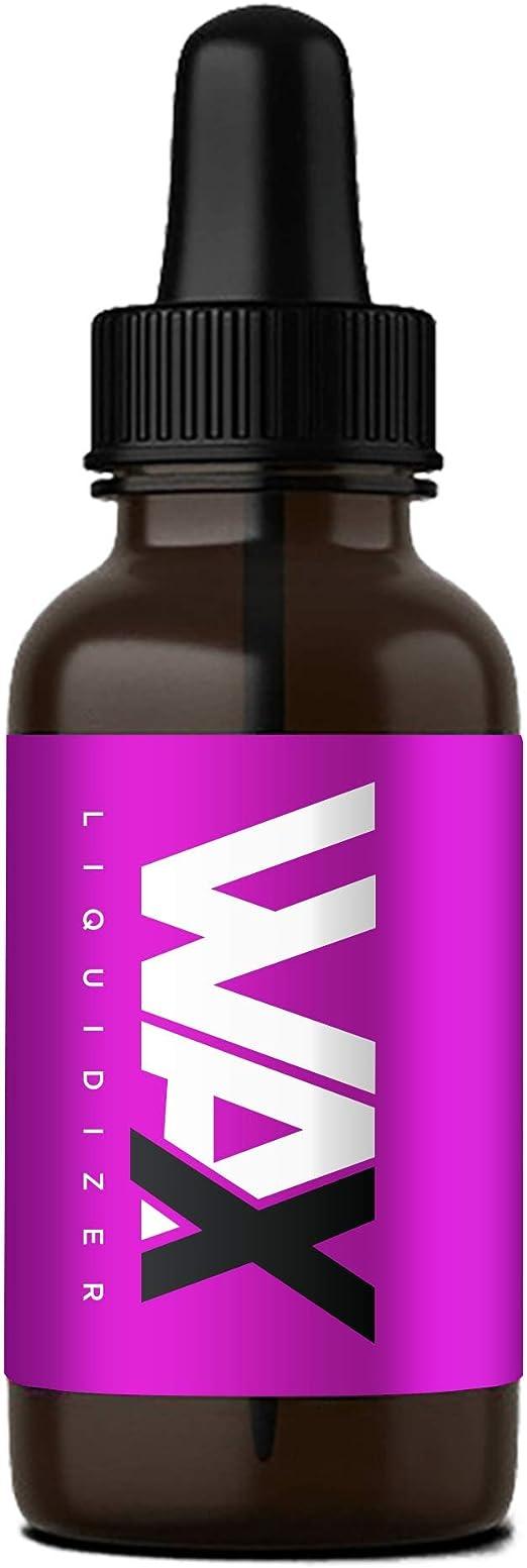 Licuadora de cera Sabor a uva Botellas de 50 ml Valor extra ...