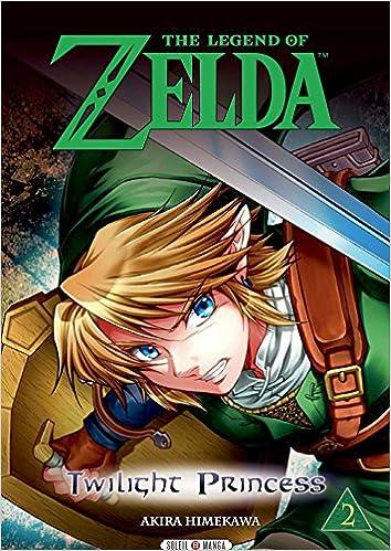 Legend of Zelda - Twilight Princess T02 (SOL.SHONEN): Amazon ...
