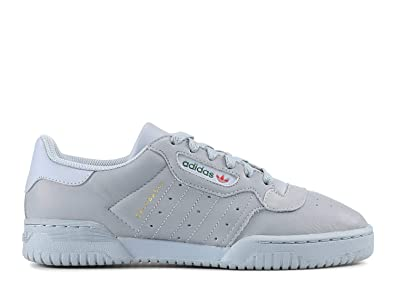 2fa25fb2 Image Unavailable. Image not available for. Color: adidas Yeezy Powerphase  Calabasas CG6422 Grey ...