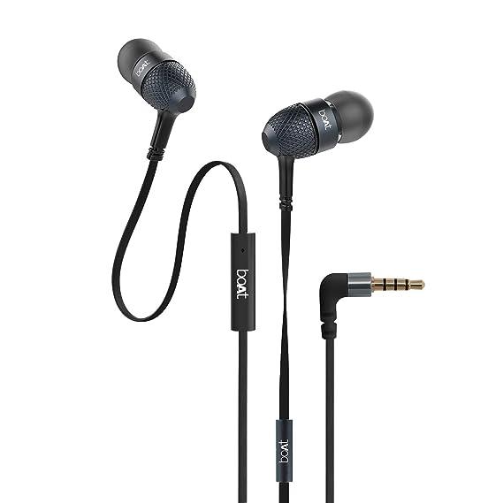 BoAt Bassheads 225 In Ear Wired Earphones