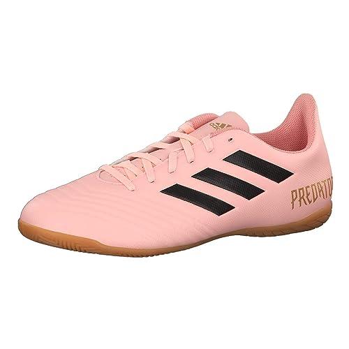 get new lace up in official adidas Herren Predator Tango 18.4 in Futsalschuhe, Schwarz