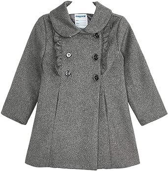 Mayoral Abrigo de lana para niña