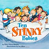 Ten Stinky Babies, Ellen Olson-Brown, 1582462313