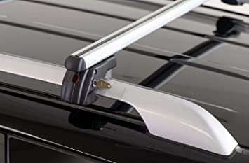 Barre PORTATUTTO Portapacchi Sherman XL per Nissan Qashqai (J11