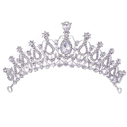 Amazon.com: Corona Tiara - Tiaras de baile y coronas para ...