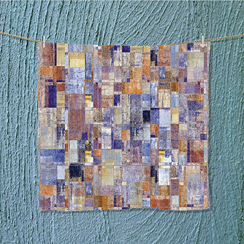 AuraiseHome travel towel paint background grunge w Moisture Wicking W19.7 x W19.7 by AuraiseHome