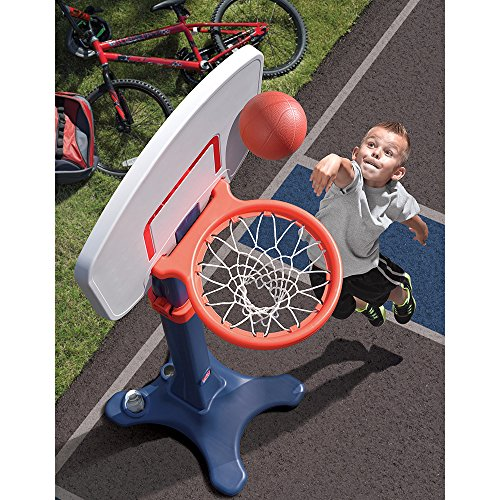 Step2  Shootin' Hoops Pro Basketball Set - http://coolthings.us