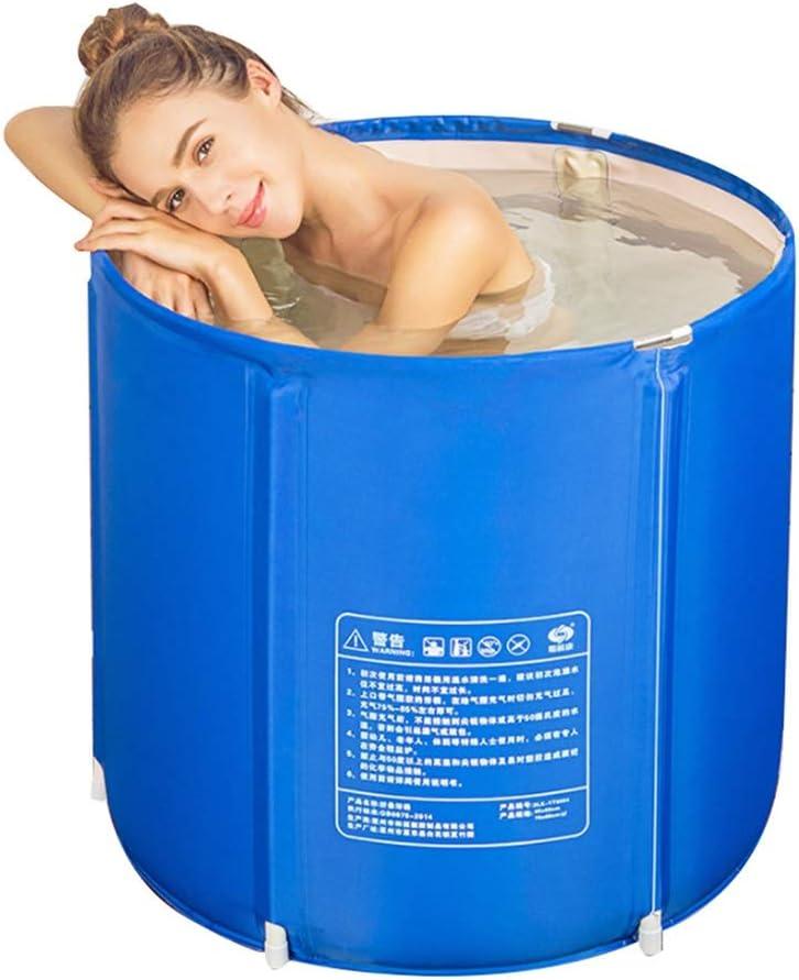WUPYI2018 SPA Aufblasbare Badewanne Faltende Wannenbad Wanne Badewanne Fass Durable fuer Erwachsene aufblasbar Reise