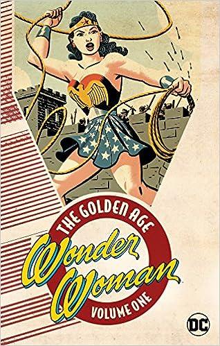 a28dcda7 Amazon.com: Wonder Woman: The Golden Age Vol. 1 (9781401274443): William  Moulton Marston, Various: Books