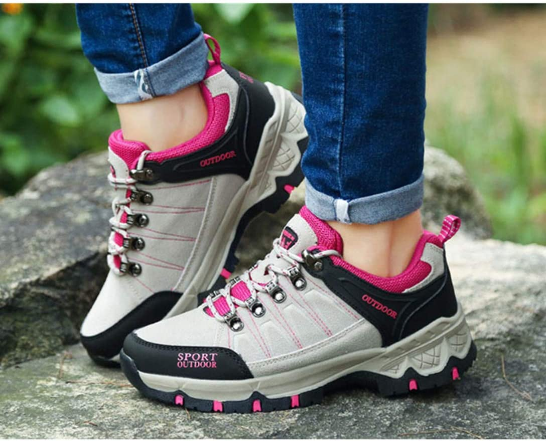 ASO-SLING Winter Low-Top Waterproof Hiking Boots Outdoor Sporting Hiker Anti-Slip Trail Trekkingt Shoes