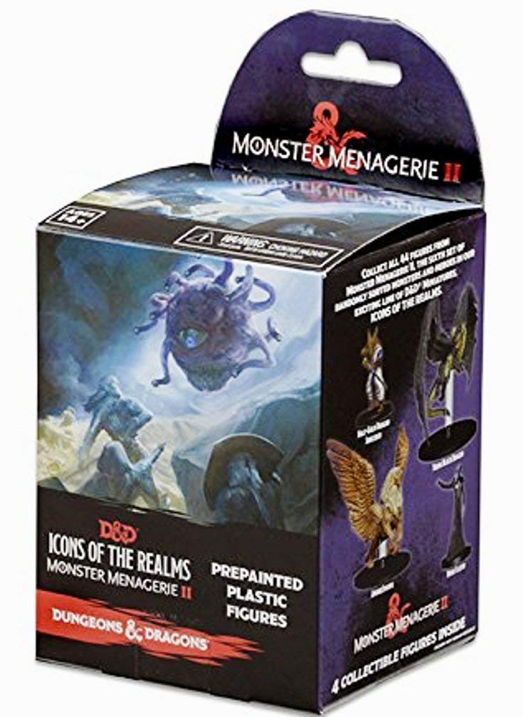 1xIcons of the Realms Monster Menagerie II Booster