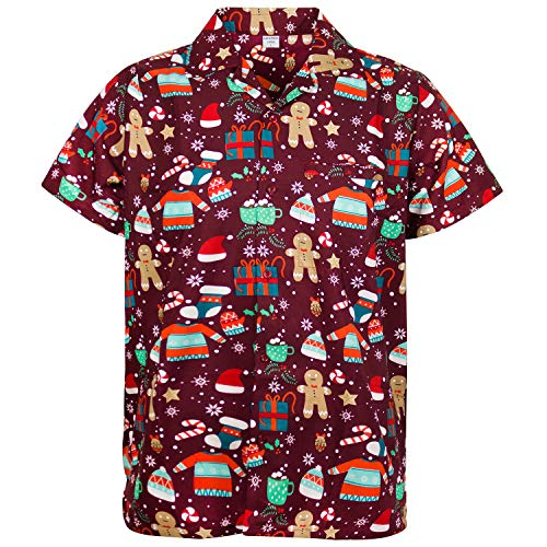 , Christmas Gingerbread, red, XL ()