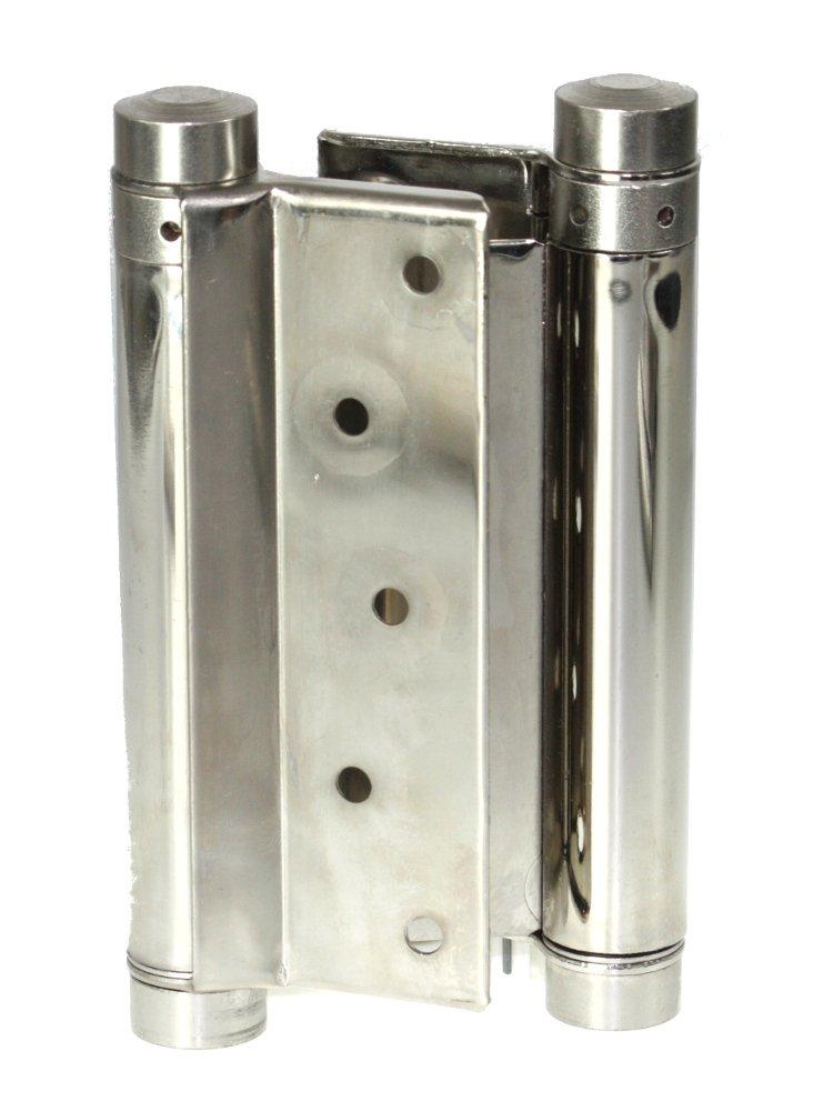 Pendeltü rband DENI vernickelt Grö ß e 36/150mm Bommerband Swingband Pendelband