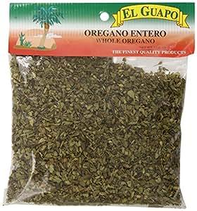 El Guapo Whole Mexican Oregano Seasoning, 2 Ounce