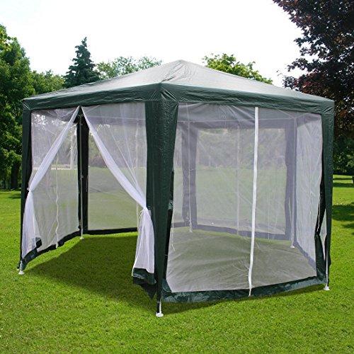 5dbdc5324de Quictent® 6'x6'x6' Outdoor Hexagon Canopy Party tent Gazebo Sun ...
