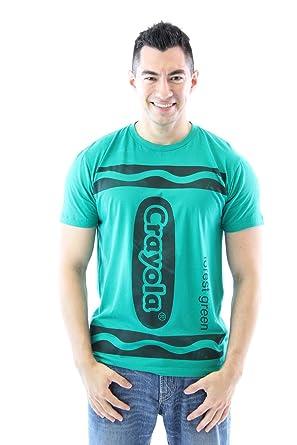 f85092d10b4 Amazon.com: Crayola Crayon Adult Costume T-shirt: Clothing