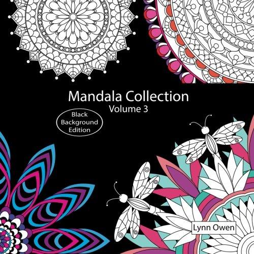 Read Online Mandala Collection Volume 3 Black Background Edition pdf epub