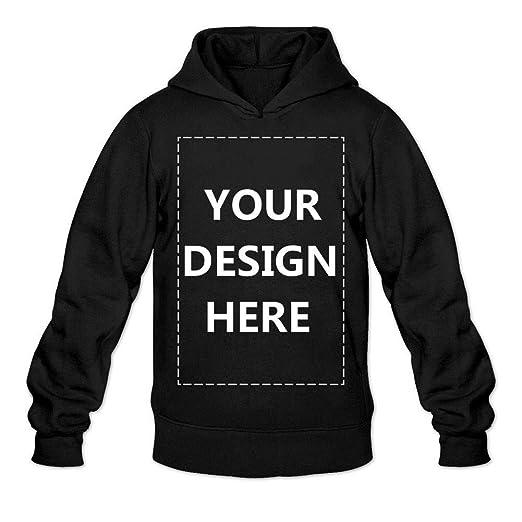 d6ab413979d18 Men Custom Pullover Hoodie Design Your Own Hooded Sweatshirt Customized  Hoodies
