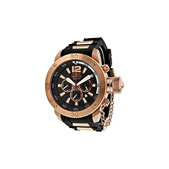 6de67083266 Image Unavailable. Image not available for. Color  Invicta Signature II  Russian Diver Chronograph Black Dial Mens Watch 7428