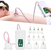 Cupping Equipment Set Justerbar Cupping Massage Cupping Device för smärtlindring för avkoppling för vuxenbruk för…