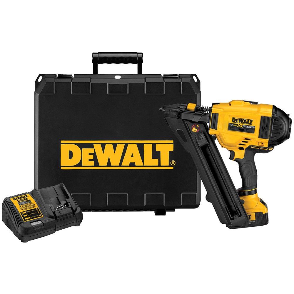 DEWALT DCN693M1 Connector Nailer Metal 20V