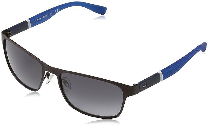 Tommy Hilfiger TH 1283/S HD, Gafas de Sol Unisex-Adulto, Brown