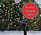 Solar Color Changing String Lights