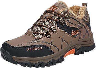 ZARLLE_ Hombre Zapatillas Zapatos para Hombres,ZARLLE Zapatos de ...