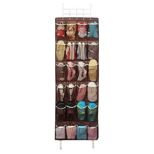 Zipvb Cajas de almacenaje Bolsa para Colgar Zapatos de Gran ...