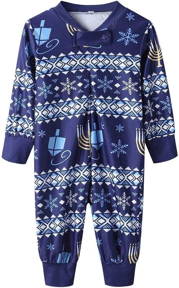 Amazon.com: Pijamas de Navidad para la familia, pijamas de ...